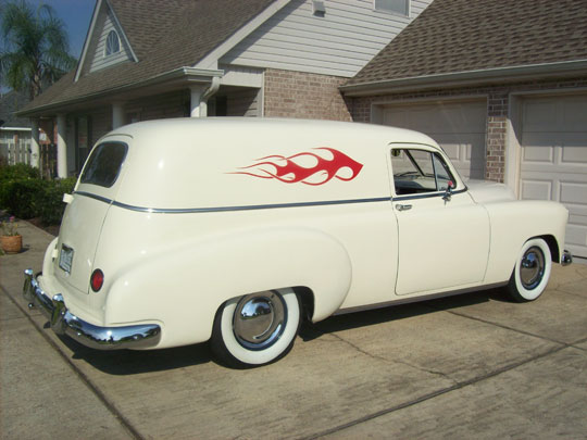 1950 Chevy Sedan Delivery