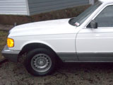 1983 Mercedes 300SD Turbo Diesel