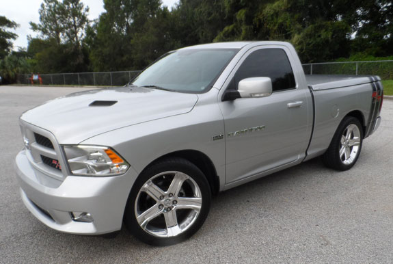 2012 Dodge Ram Rt Pickup