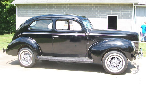 1940 ford deluxe 2 door sedan for 1940 ford deluxe two door business coupe