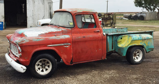 Craigslist Used 1955 Chevy Pickup Parts | Autos Post