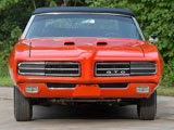 1969 Pontiac GTO Judge Convertible