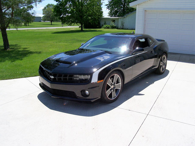 2010 Camaro Ss Zl 575 Cars On Line Com Classic Cars For Sale