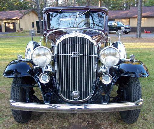 Buick Full Size Car: 1932 Buick Series 60 Coupe