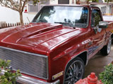 1985 GMC Sierra 1500 Pickup