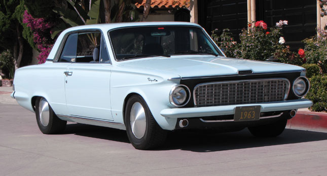 1963 Plymouth Valiant 2Dr Hardtop
