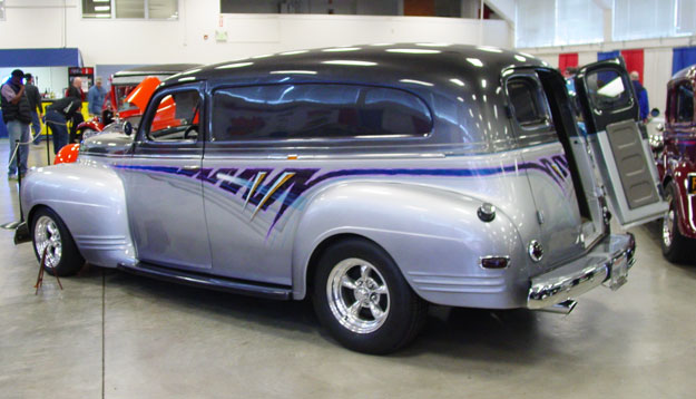 1941 Plymouth Panel Delivery