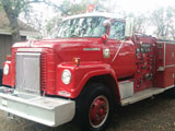 1975 International Fire Truck