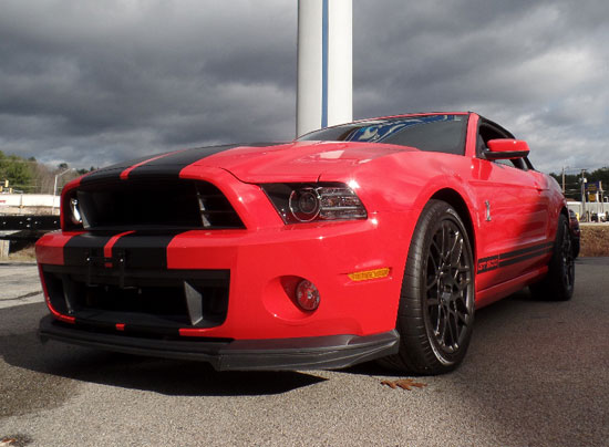 2014 Shelby GT500 Convertible