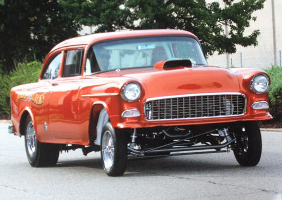 Craigslist East Idaho Cars: 1955 Chevy Gasser