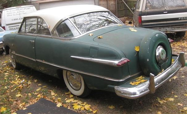 1951 Ford Crown Victoria