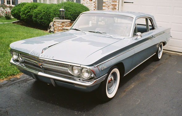 1962 Oldsmobile Cutlass F85 Coupe