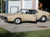 1974 AMC AMX Drag Car