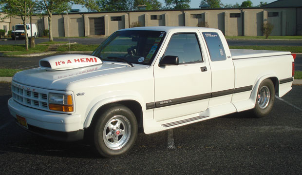 1993 Dodge Dakota Mark III ProStreet Hemi