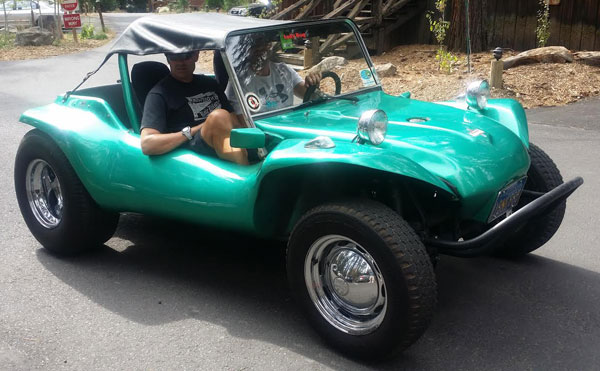 auction classic volkswagen dune vegas buggy las results