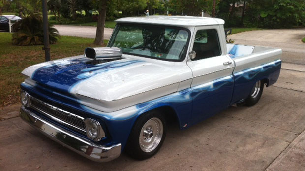 Am together with Chev likewise Chevrolet Gmc C Truck further Elect Sycmatic moreover Maxresdefault. on 1965 chevy c10 exhaust system