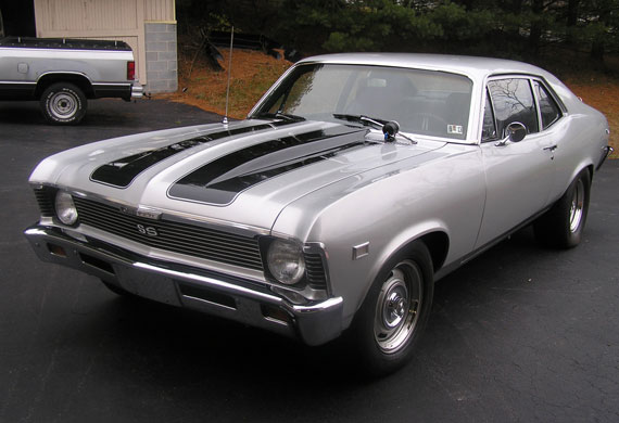Chevy Nova Ss Clone Cars On Line Com Classic Cars For Sale