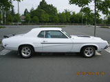 1969 Mercury Cougar Eliminator Replica
