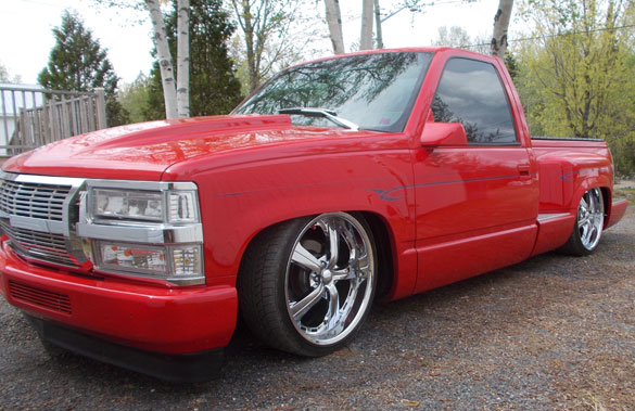 1993 Chevy  Silverado 1500 Pickup