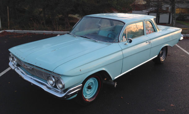 1961 chev biscayne for sale