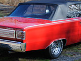 1966 Plymouth  Sports Satellite Convertible