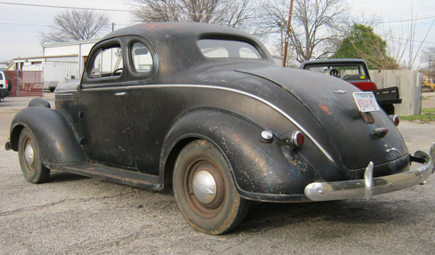 1938 Dodge 5-W Business Coupe