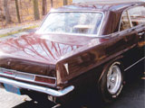1963 Pontiac LeMans Coupe