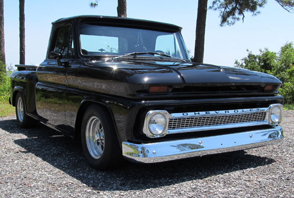 Chevy K20 For Sale >> 1965 Chevy C10 Stepside Pro Touring