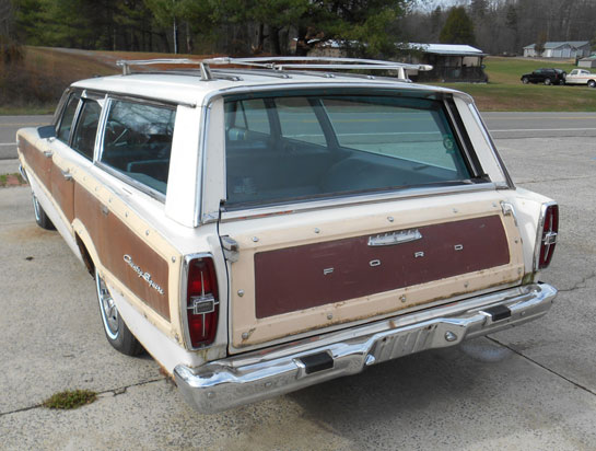 1966 ford country squire - photo #36