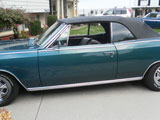 1966 Pontiac Beaumont Custom Convertible
