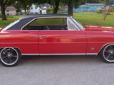 1967 Chevy II SS
