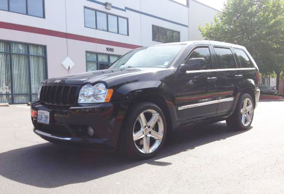 2007 Jeep Grand Cherokee SRT/ 8