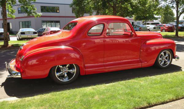 1947 plymouth club coupe for 1947 plymouth 2 door coupe