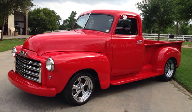 1950 gmc truck. Black Bedroom Furniture Sets. Home Design Ideas