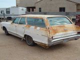 1965 Pontiac Catalina Wagon
