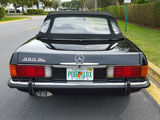 1972 Mercedes 350SL Convertible