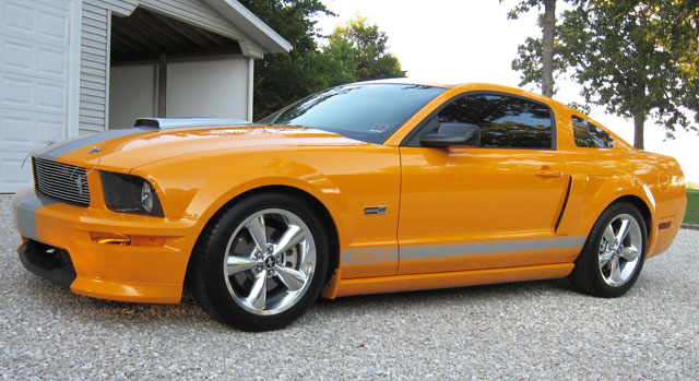 2008 Shelby GT-C