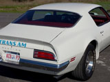 1973 Pontiac  Trans Am SD455