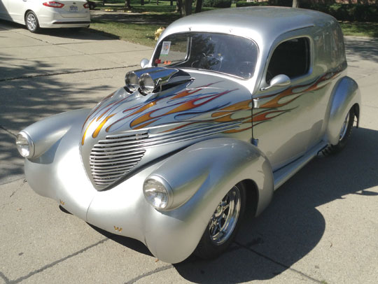 1937 Willys Sedan Delivery Pro Street