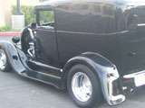 1928 Ford Model A Delivery Wagon