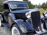 1935 Dodge  1/2 Ton Stepside Pickup