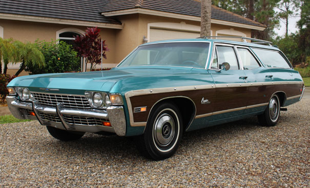 Chevy Caprice Estate Wagon Cars On Line Com Classic Cars