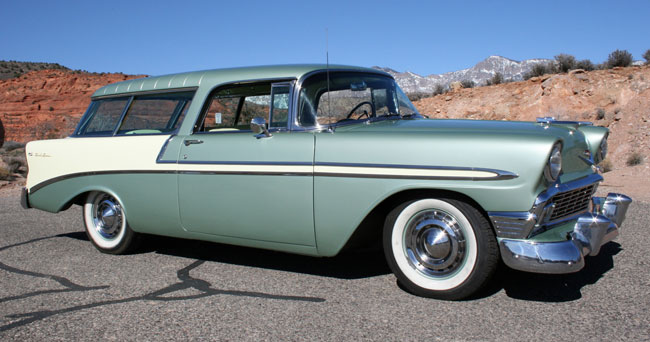 1956 Chevy Bel Air  Nomad