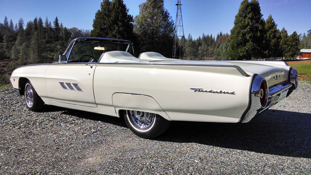 1963 Ford Thunderbird Roadster