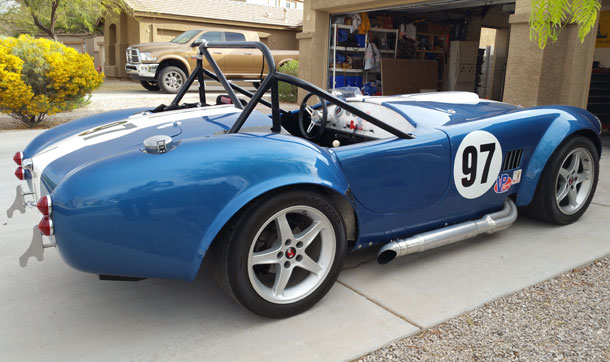 1965 Shelby Cobra Factory Five Racer