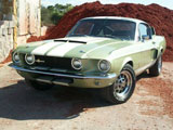 1967 Shelby GT-350 Fastback