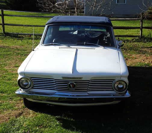 1964 Plymouth Valiant 200 Signet Convertible