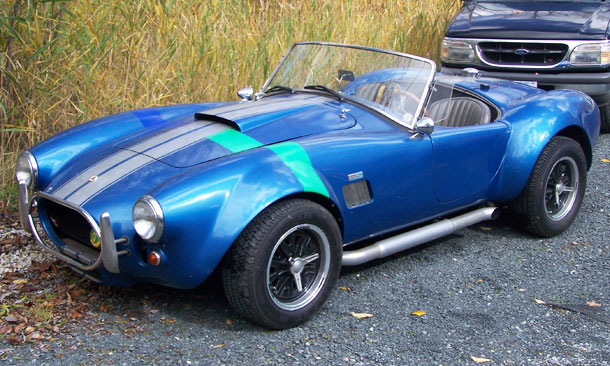 1965 Shelby Cobra by Sheldonhurst