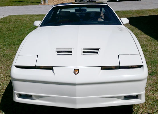 1989 Pontiac  Trans Am Turbo