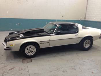 1976 Camaro Rs Street Strip